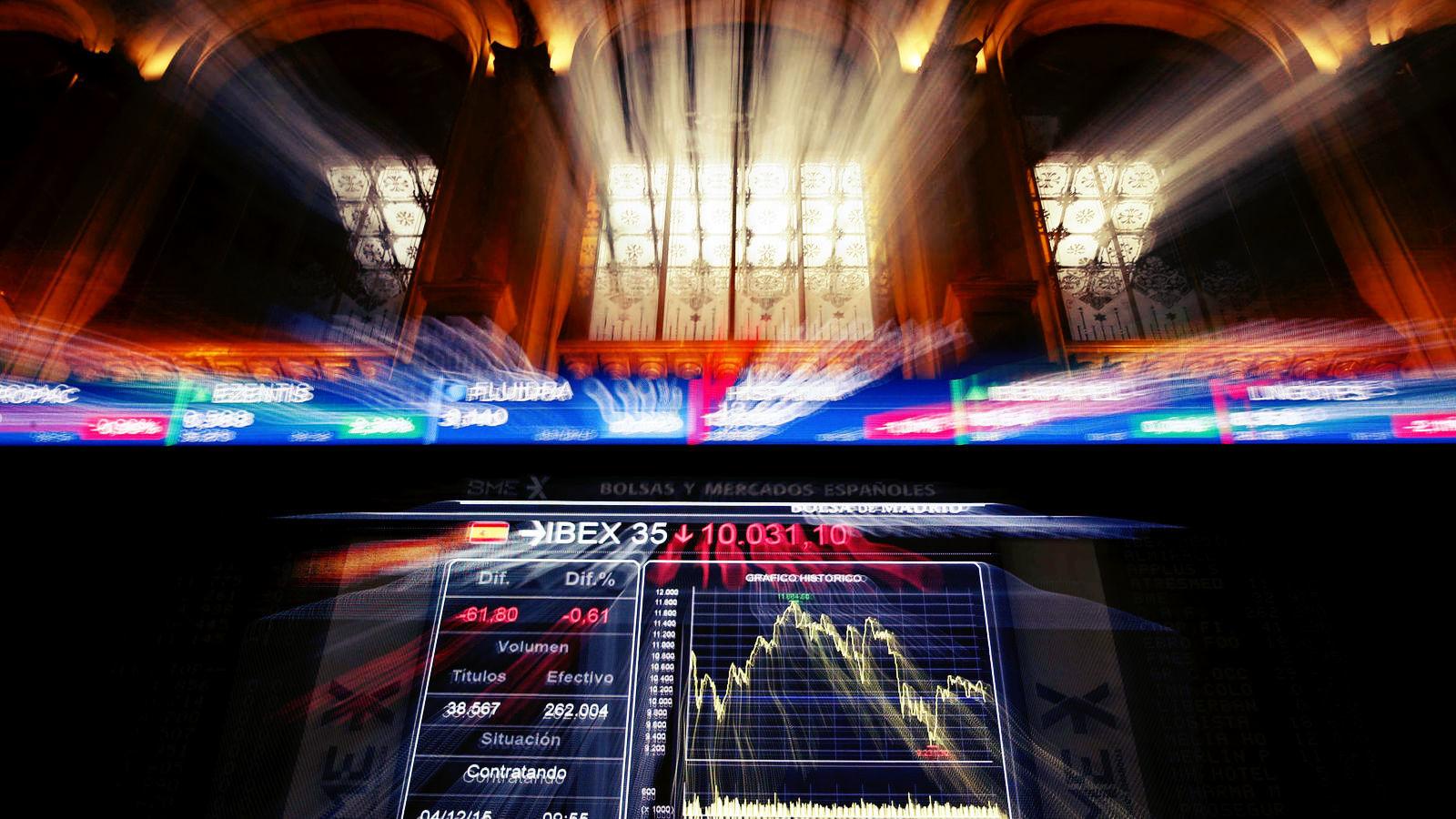 los-bancos-afrontan-los-resultados-con-casi-100-000-millones-menos-de-valor-en-bolsa